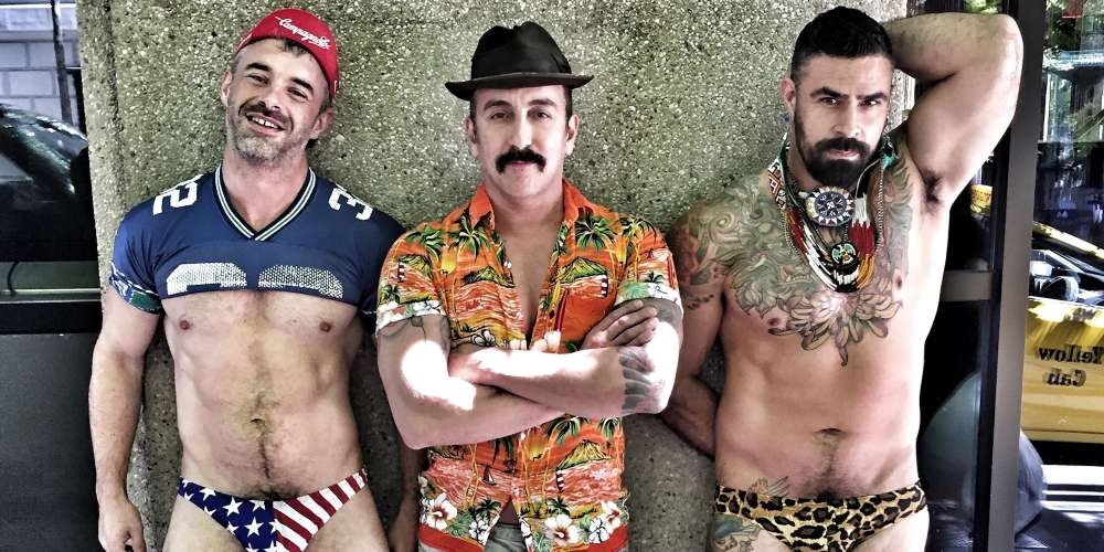 L.A.'s Raunchiest and Longest-Running Gay Party Is the Stuff of Your Wet Dreams (Photos)