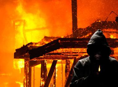 arsonist lgbtq center