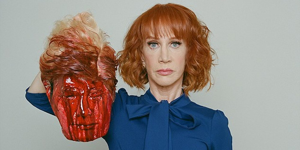 buy kathy griffin trump photo kathy griffin secret service kathy griffin trump apology