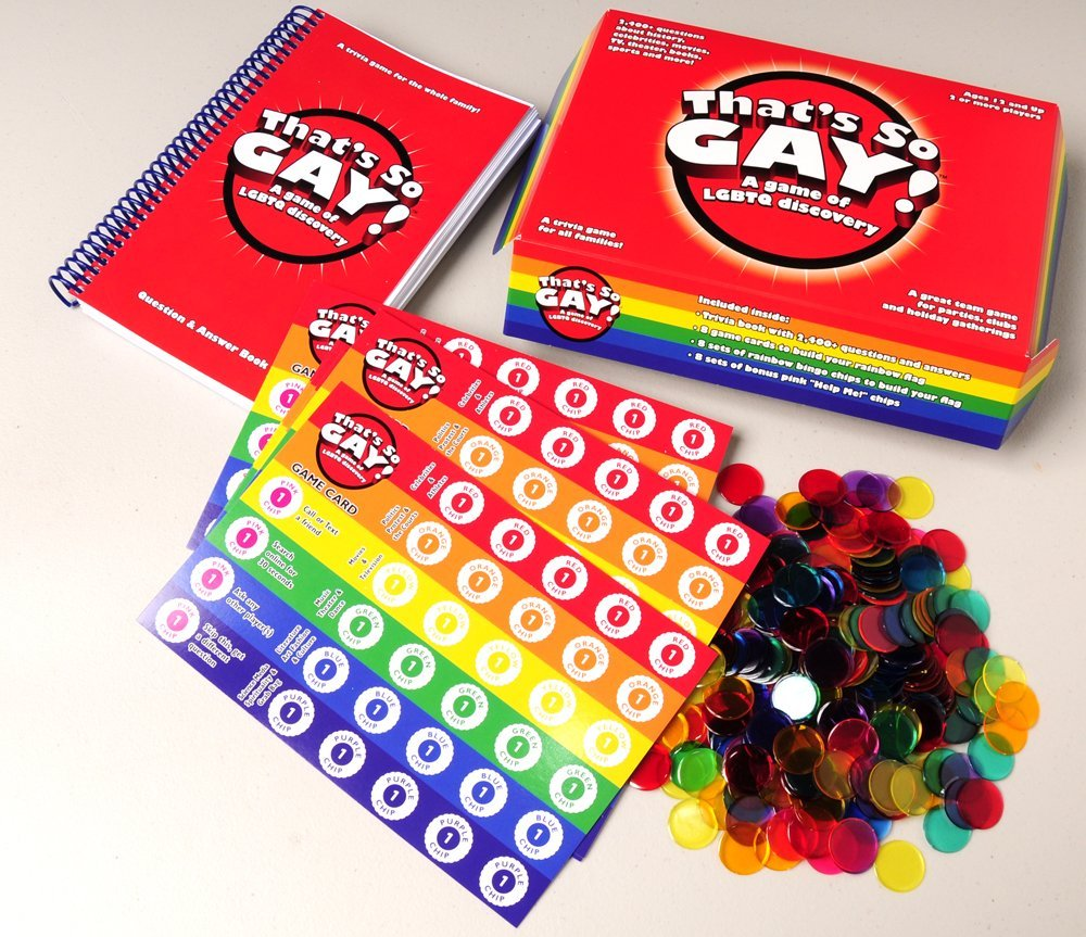 gay board games that's so gay