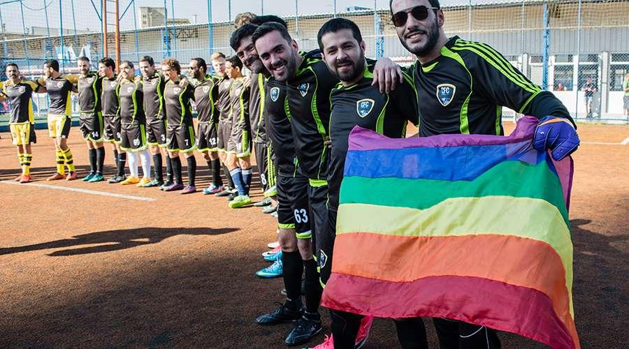 Taça Hornet de Futebol da Diversidade reúne mais de 500 pessoas (fotos)