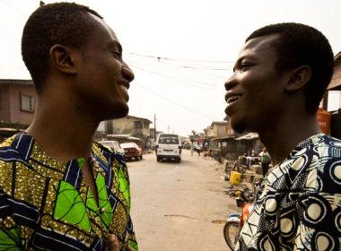 Nigerian arrest homosexuality