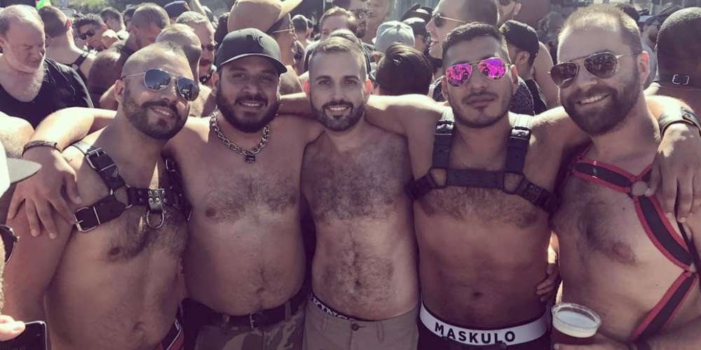 20 Sexy Shots From Dore Alley 2017, San Francisco's LGBTQ Kink Fair (NSFW)
