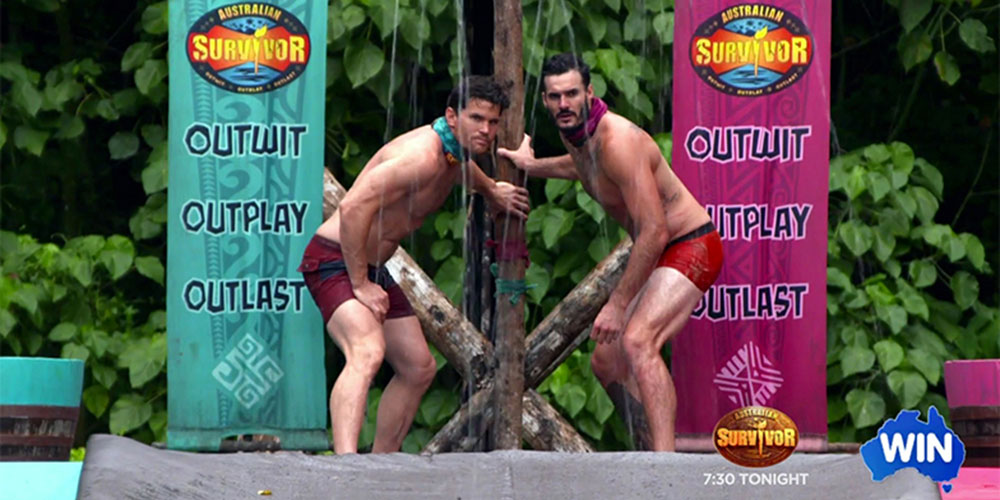 El Reality 'Survivor' Australiano Mostró Varios Desnudos en Televisión y la Cosa se Puso Caliente