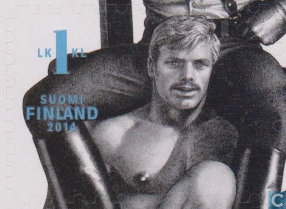 timbre tom of finland
