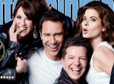 will grace ew cover