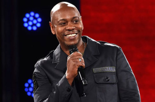 Dave Chappelle transphobia