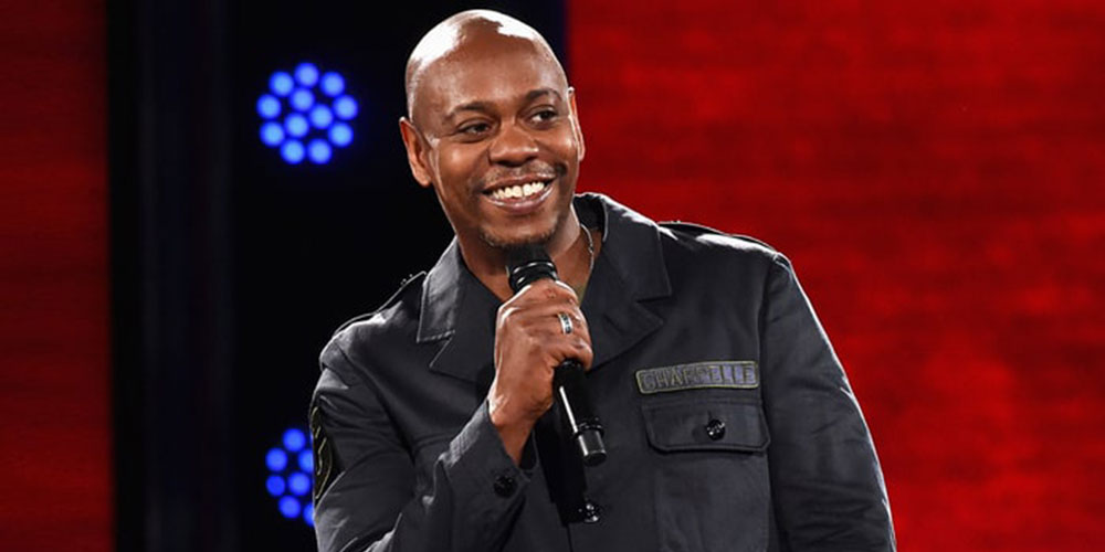 Dave Chappelle's New Stand-Up Routine Features 20 Minutes of Transphobia