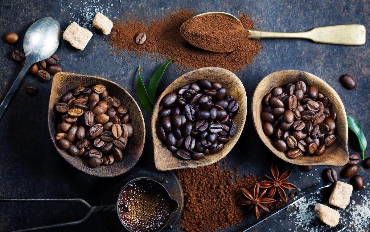 grooming product ingredients caffeine