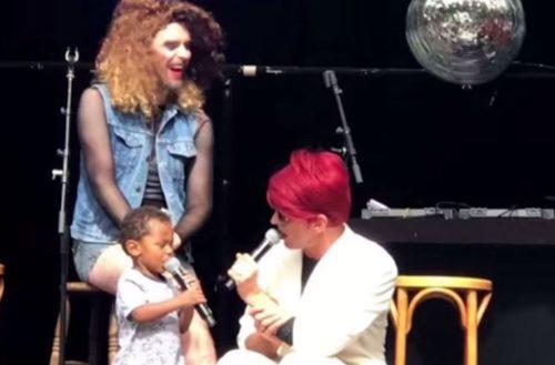 toddler drag show
