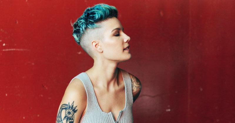 LGBTQ Musicians Halsey