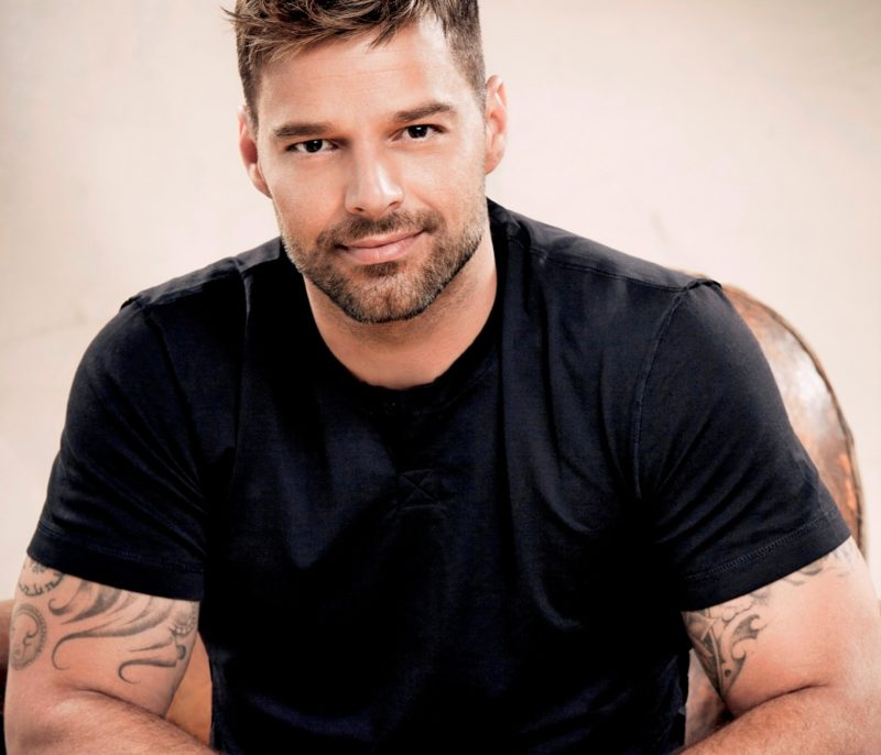 LGBTQ Musicians Ricky Martin