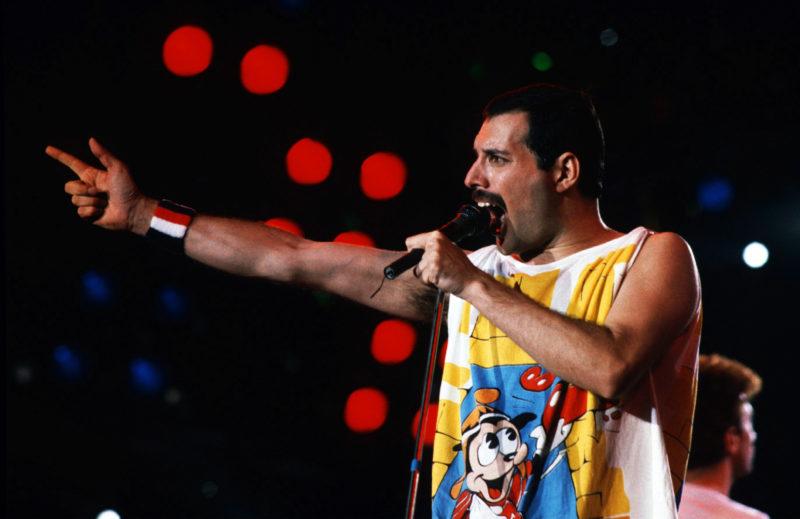 LGBTQ Musicians Freddie Mercury