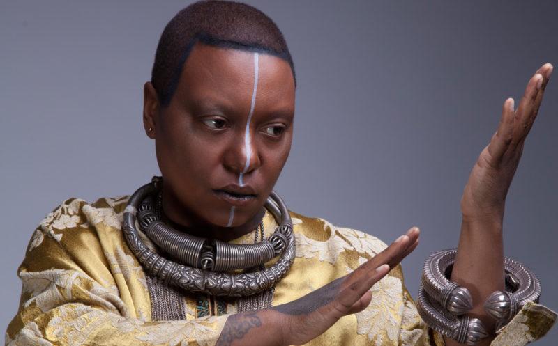 LGBTQ Musicians Meshell Ndegeocello