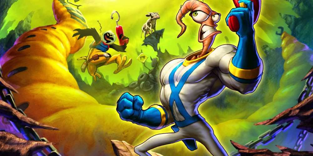 The Creator of 'Earthworm Jim' Responds to a Video Game Review with Self-Righteous Transphobia