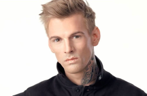 aaron carter bisexual