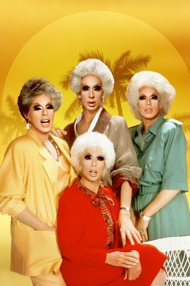 alaska golden girls