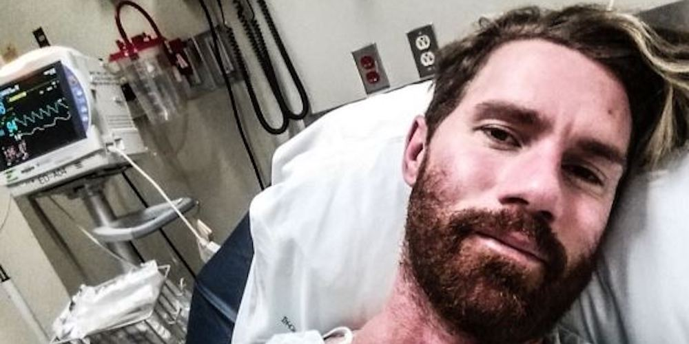 Former Model and Porn Star Benjamin Bradley Is Fighting Cancer, and He Needs Your Help