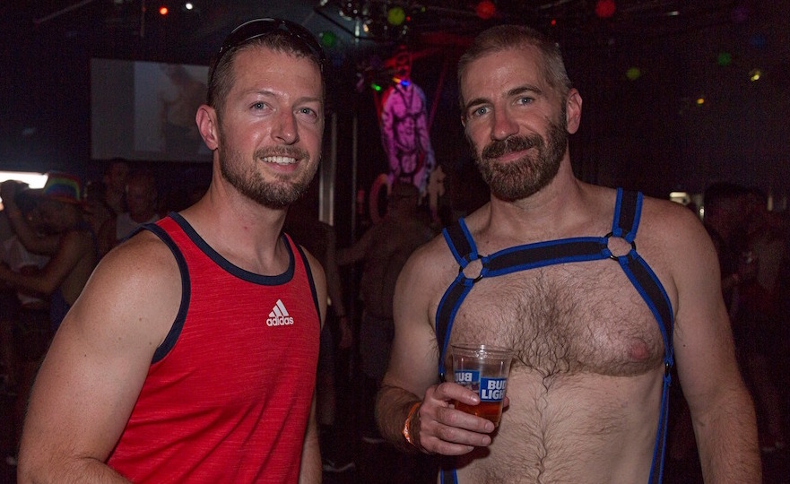 gay seattle hornet guide