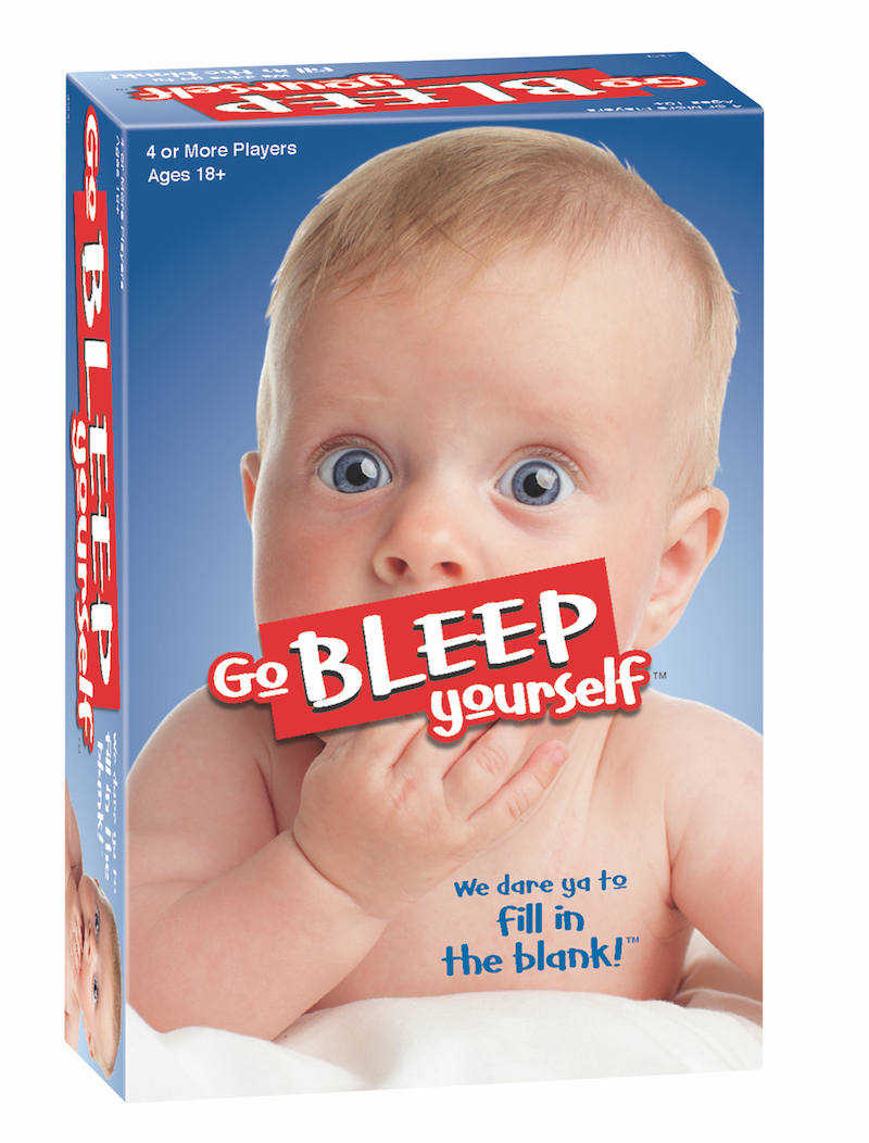 adult board games bleep yourself