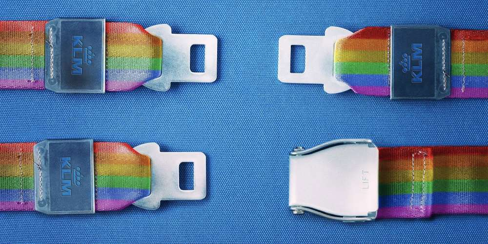 Cute or Offensive? KLM Airlines' Pride Ad Generates Controversy on Twitter