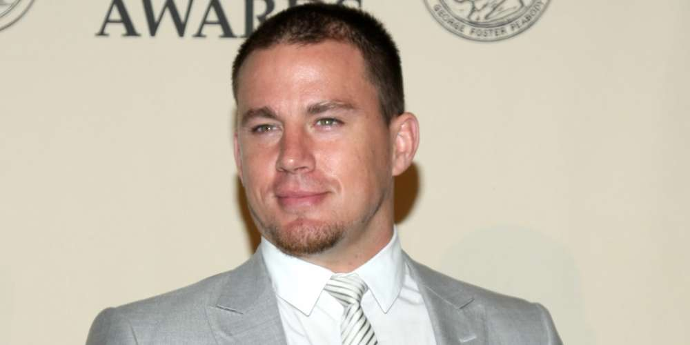 Channing Tatum Busts Out His 'Magic Mike' Moves in a Gas Station