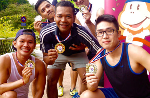 The Strait Games Bali