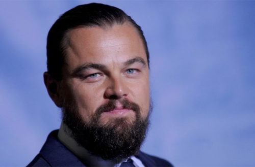 Leonardo DiCaprio DaVinci