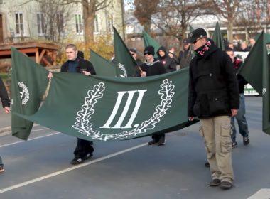 neo-nazi walkathon
