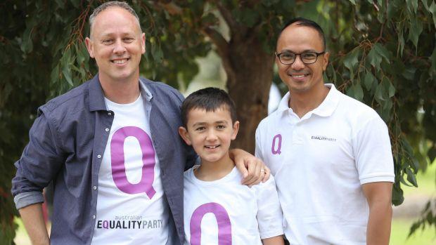 gay marriage australia couple