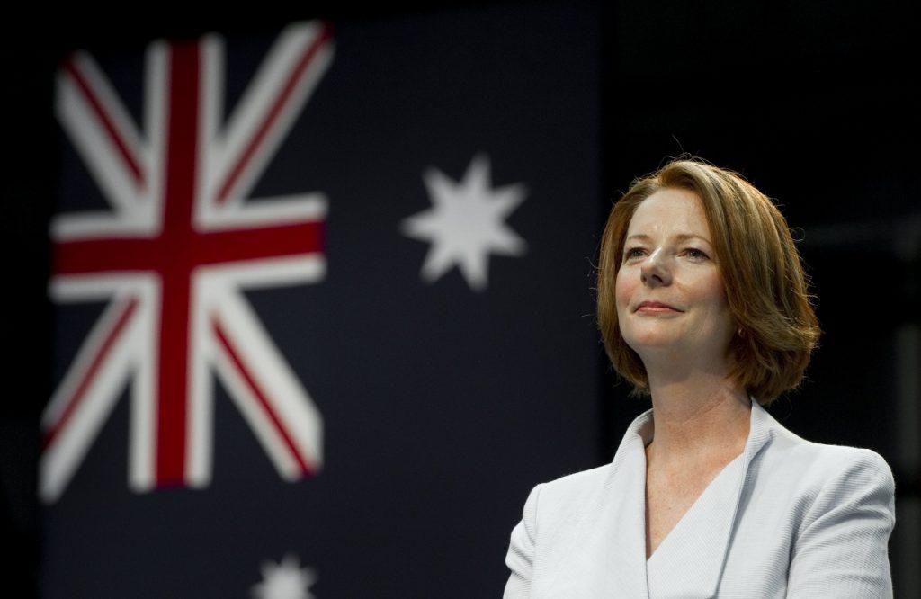 gay marriage australia Julia Gillard
