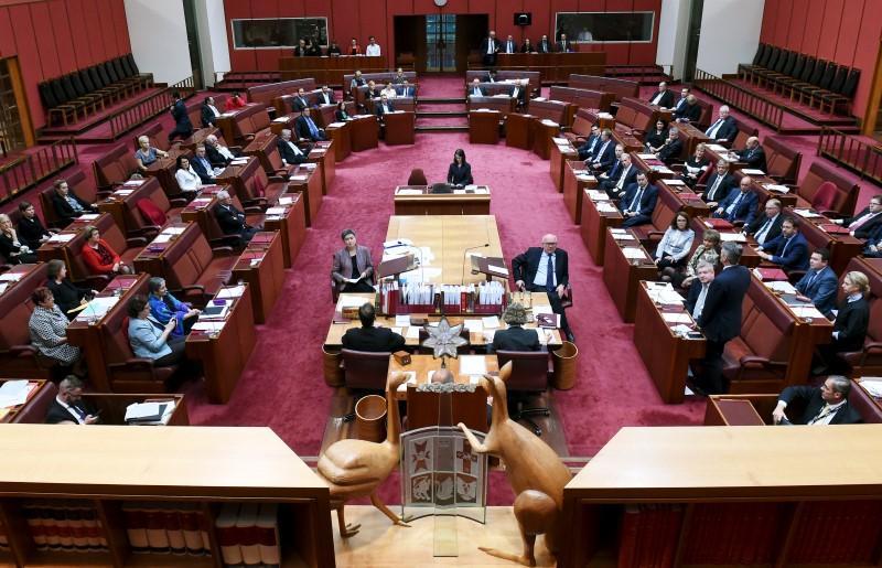 gay marriage australia senate