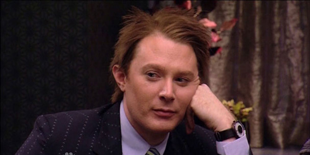 Clay Aiken Apologizes for Ever Defending 'Actually Racist' Donald Trump