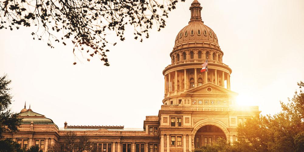 bathroom bills Texas