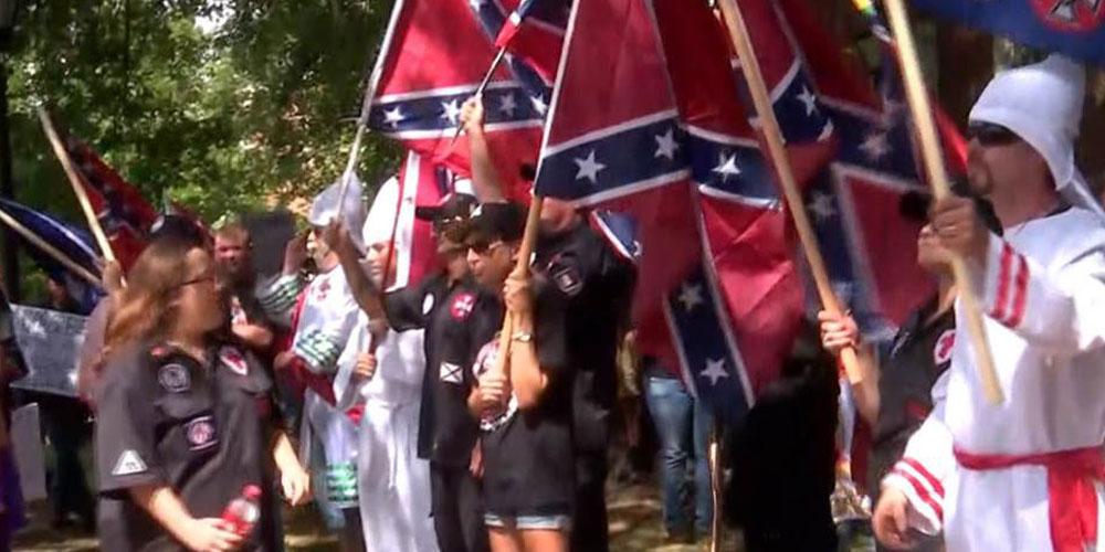 Charlottesville free speech