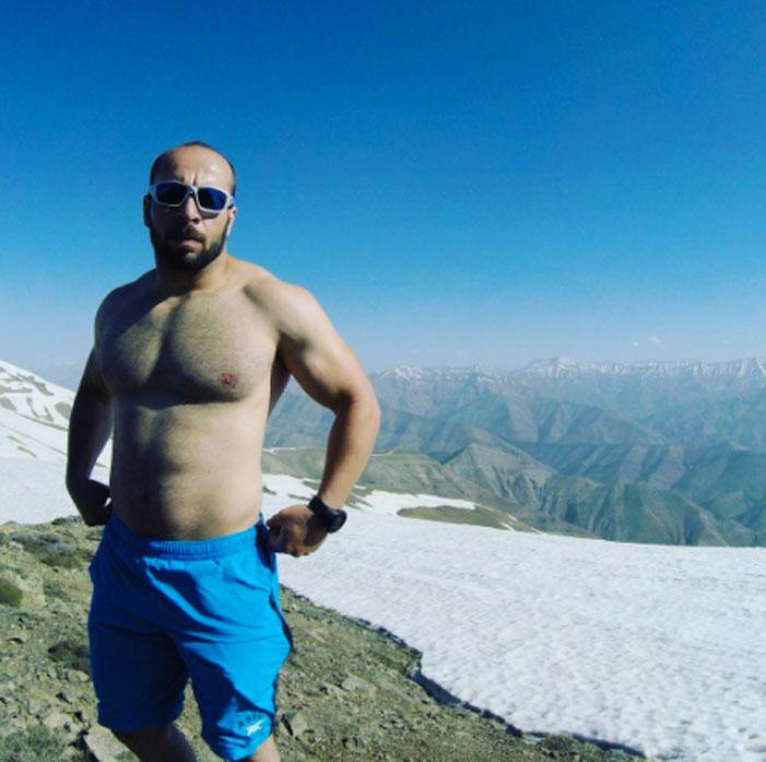 Putin Shirtless Challenge 30