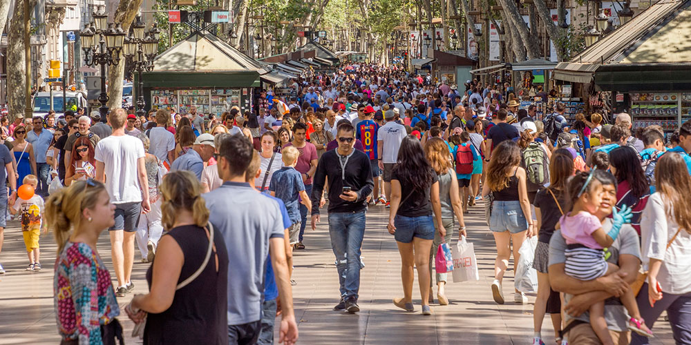 Terror Strikes Barcelona During Height of the City's Gay Circuit Party Season
