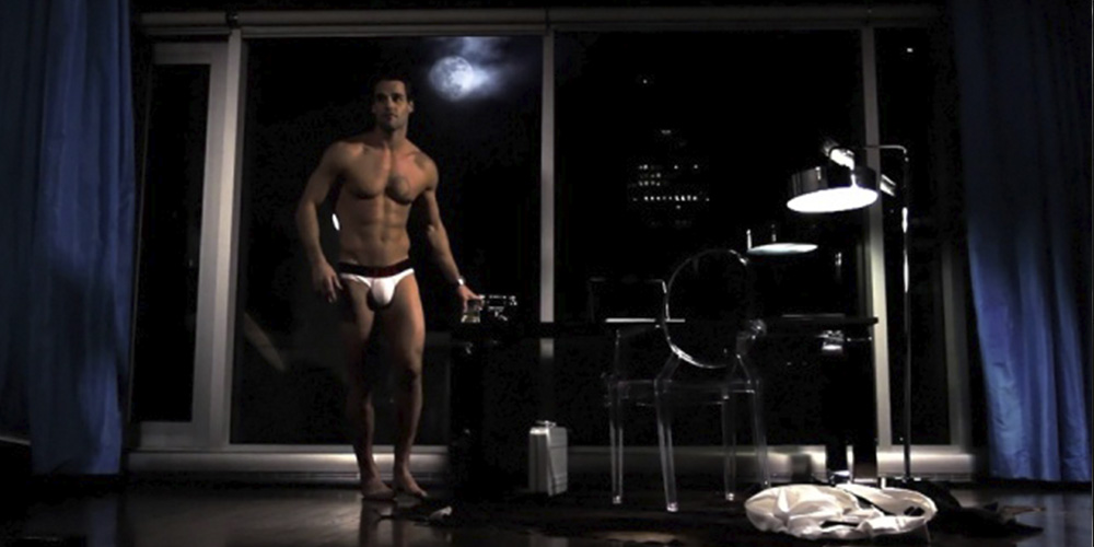 Men's Underwear Video Gregg Homme