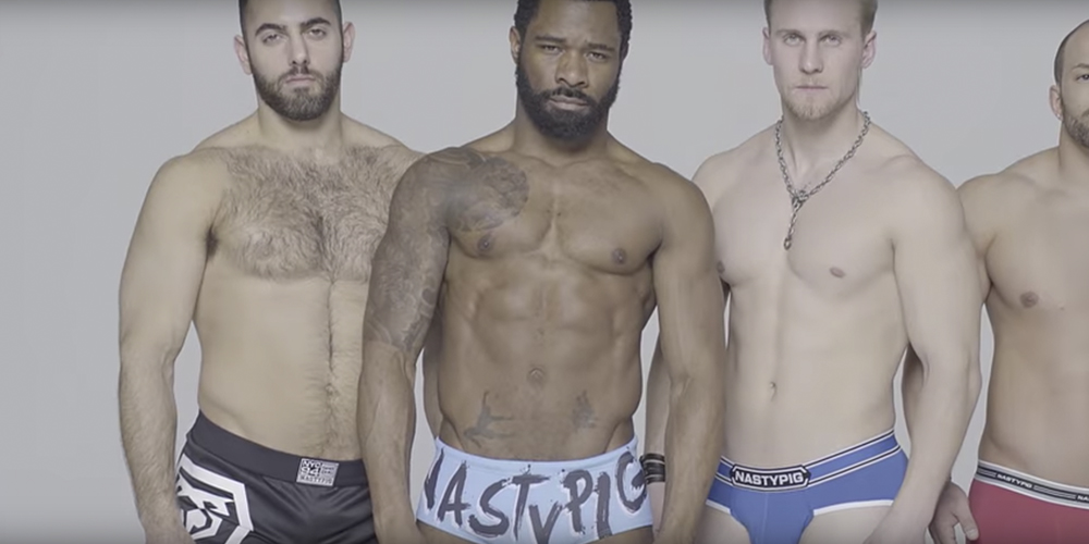 Men's Underwear Video Nasty Pig