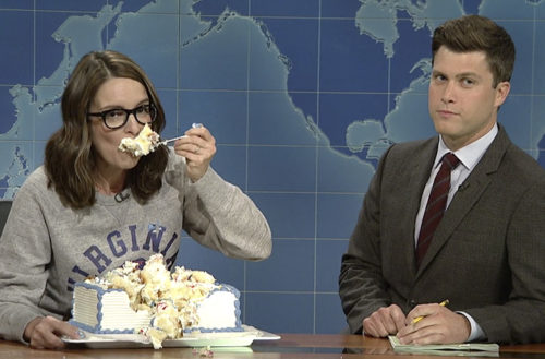 Weekend Update Charlottesville Tina Fey