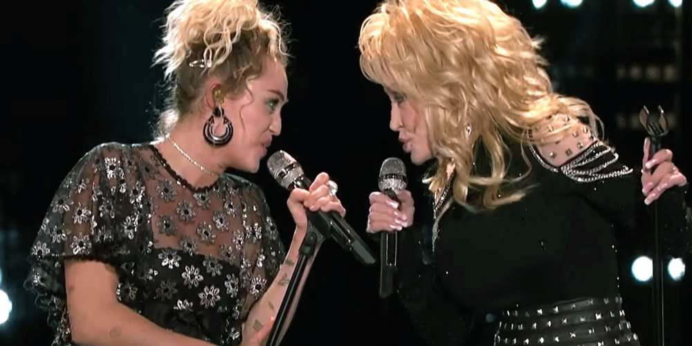 Dolly Parton and Miley Cyrus Team Up for Brand New Track on 'Younger Now'