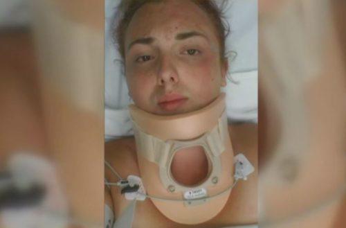 transgender teenager assault