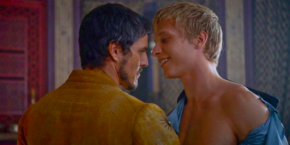 Cinco cenas de sexo gay que provam que Game of Thrones é a série mais inclusiva da TV