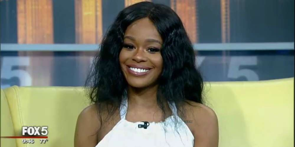 'I'm an Energy-aphobe': Watch Azealia Banks' First-Ever TV Appearance on 'Good Day New York'