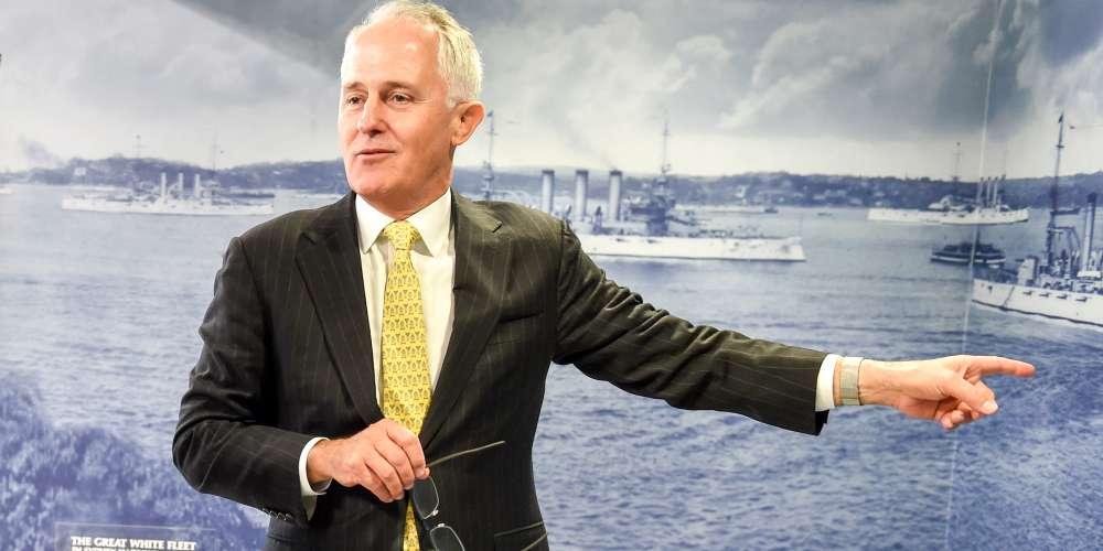Australia's Prime Minister Is Refusing to Ban Neo-Nazi Anti-LGBT Posters