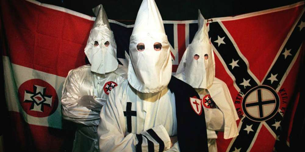 The KKK Is Asking Its Members to Kill Gay People: 'Stop AIDS: Support Gay Bashing'