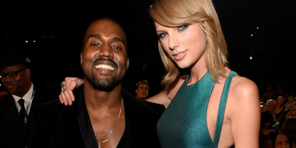 Taylor Swift Lanza Canción en Contra de Kanye West 'Look What You Made Me Do'