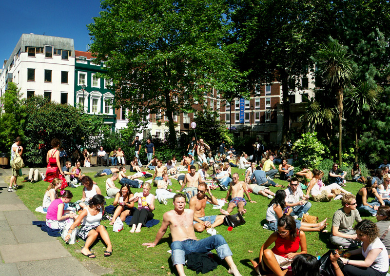 gay london soho square