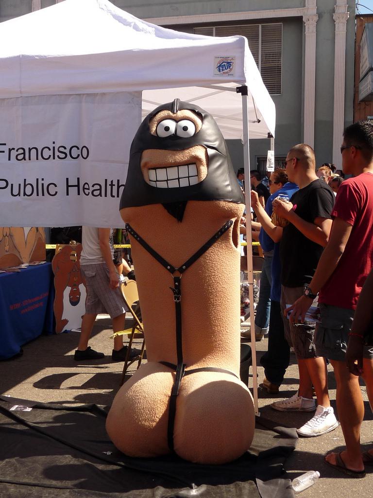 sex mascots healthy penis folsom