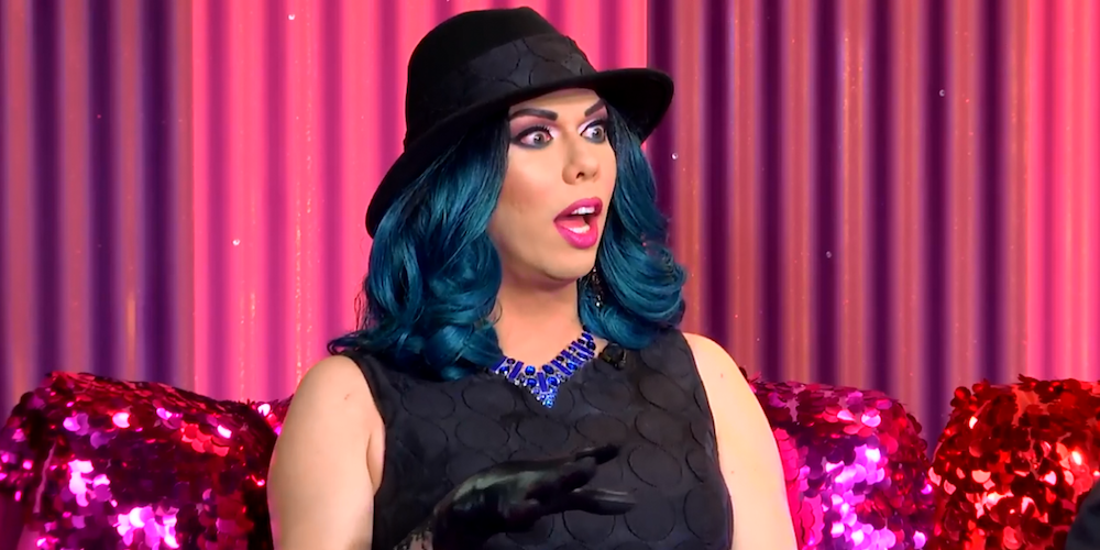 Why is Christian Mingle Using a Pic of 'Drag Race' Vet Kelly Mantle in Its Ads?